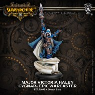 major victoria haley cygnar epic warcaster